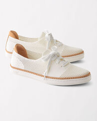 PERFORATED PINKETT SNEAKERS, WHITE, large