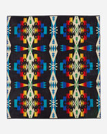 TUCSON TOWEL FOR TWO IN BLACK
