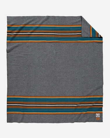 OLYMPIC NATIONAL PARK BLANKET, GREY, large