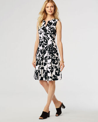 WHITNEY FLORAL DRESS