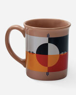 LEGENDARY COFFEE MUG IN RED MULTI