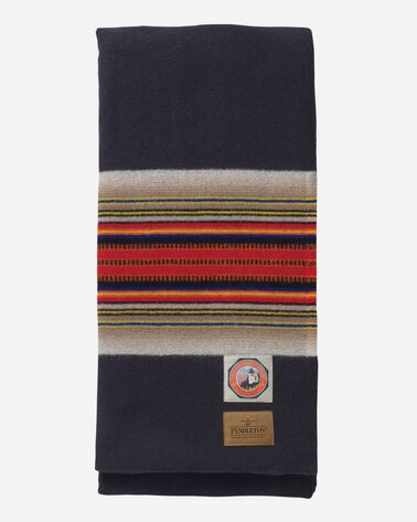 ACADIA NATIONAL PARK BLANKET, BLACK, large