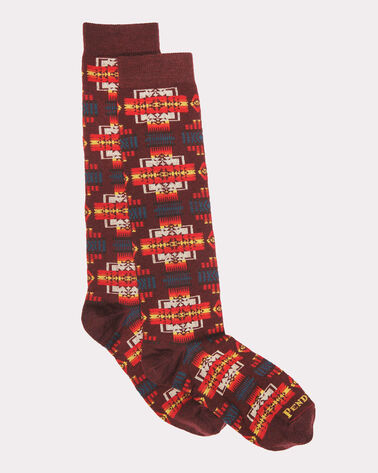 CHIEF JOSEPH KNEE HIGH SOCKS, , large