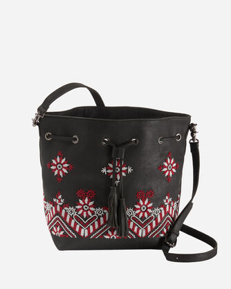 NATIA BAG, BLACK, large