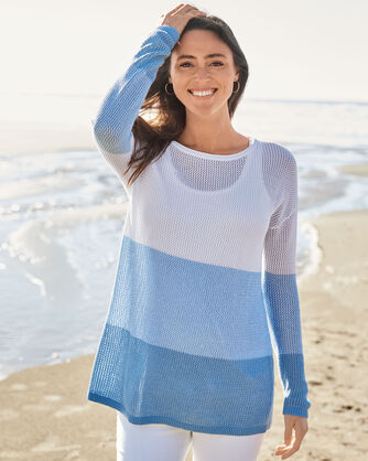 COLORBLOCK PULLOVER, , large