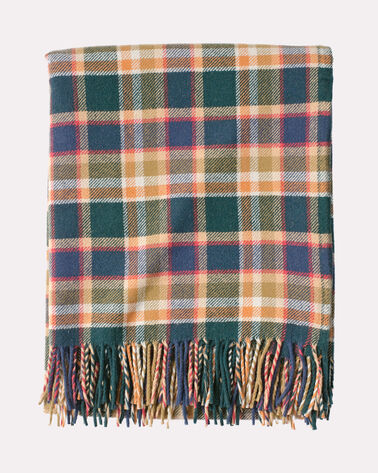 BADLANDS LAMBSWOOL THROW, BADLANDS, large