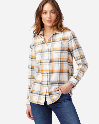 WOMEN'S FAVORITE FLANNEL SHIRT