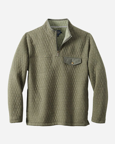 STEENS QUILTED POPOVER