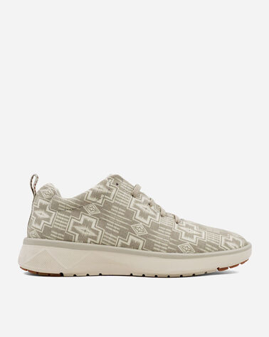 WOMEN'S PENDLETON CANVAS SNEAKERS IN FEATHER HARDING