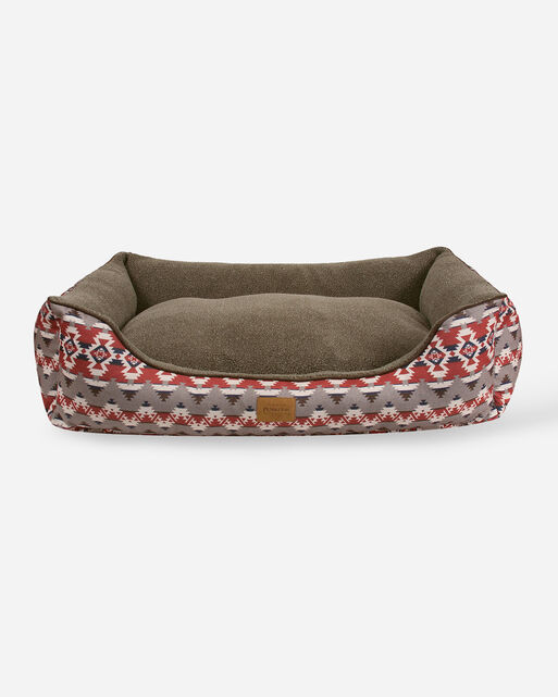 X-LARGE MOUNTAIN MAJESTY DOG BED IN MOUNTAIN MAJESTY
