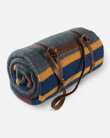 YAKIMA CAMP BLANKET LEATHER CARRIER