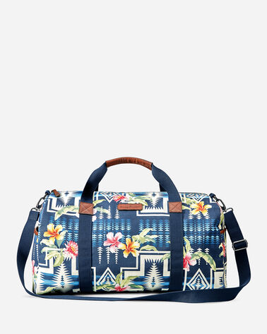 TOMMY BAHAMA & PENDLETON DUFFLE BAG, OCEAN DEEP, large