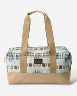 HARDING CANOPY CANVAS WEEKENDER IN AQUA