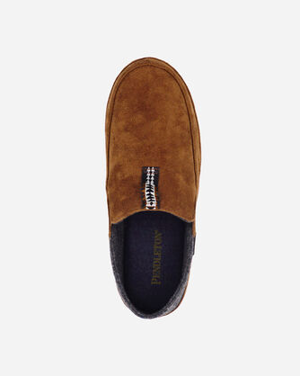ALTERNATE VIEW OF MEN'S DAY DROPHEEL SLIPPERS IN TOASTED COCONUT