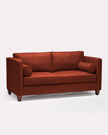 ECO-WISE WOOL ANDERSON SOFA, TOBACCO, large
