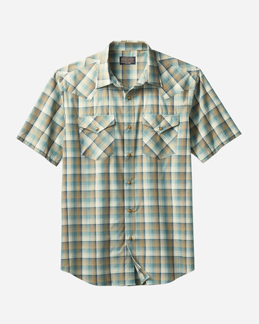 MEN'S SHORT-SLEEVE FRONTIER SHIRT