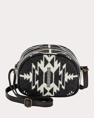 TSI MAYOH HALF MOON PURSE
