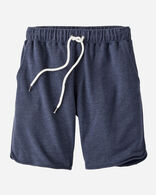 MEN'S DRAWCORD SHORTS, NAVY HEATHER, large