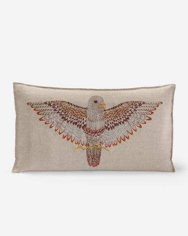 THUNDERBIRD PILLOW IN NATURAL