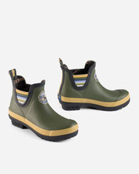 NATIONAL PARK CHELSEA RAIN BOOTS, ROCKY MOUNTAIN OLIVE, large