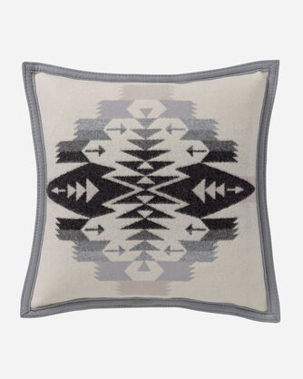 TUCSON PILLOW, IVORY, large
