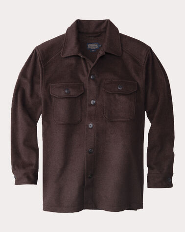 BEAUMONT SHIRT JACKET, COFFEE, large
