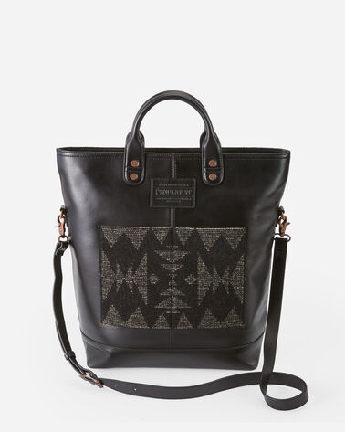 SONORA LONG TOTE IN BLACK