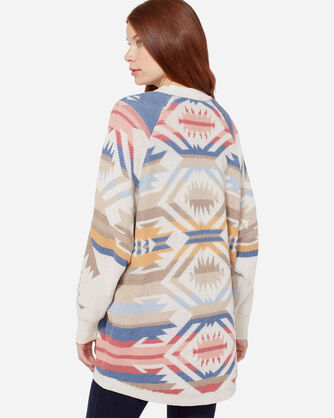 WHITE SANDS COCOON CARDIGAN