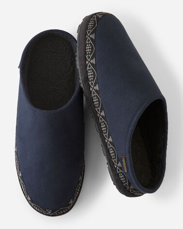 MEN'S PORCH MULE SLIPPERS
