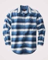 PRESTON INDIGO STRIPE SHIRT, INDIGO STRIPE, large