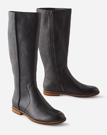 KORK EASE TANANA TALL LEATHER BOOTS