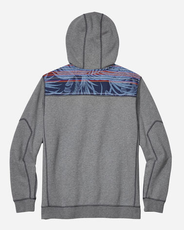 TOMMY BAHAMA & PENDLETON STRIPE FULL ZIP, CAVE HEATHER, large