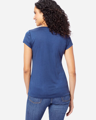MERINO ONE POCKET TEE, ROYAL BLUE, large