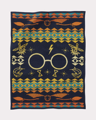 HARRY'S JOURNEY KIDS BLANKET