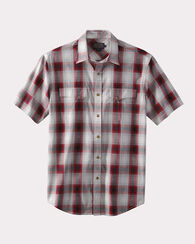 SHORT-SLEEVE WESTERN SHIRT