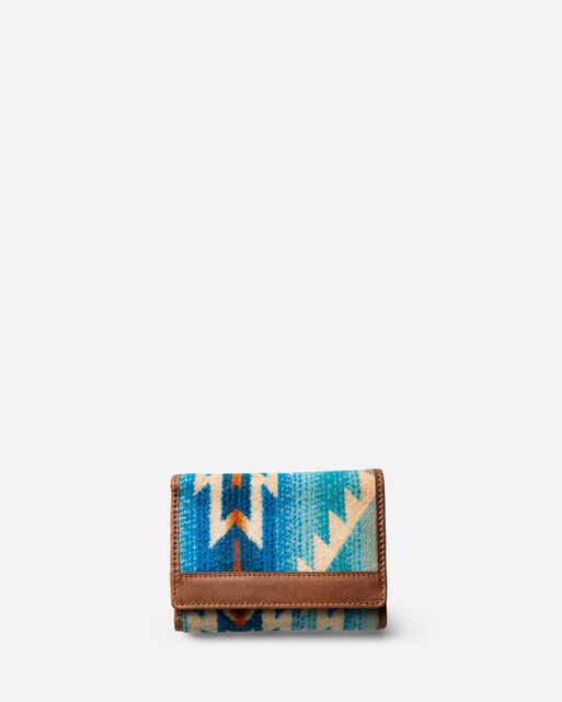 PAGOSA SPRINGS TRIFOLD WALLET
