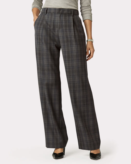 CORBETT WIDE LEG PANTS