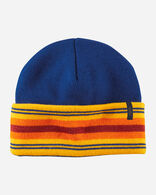 NATIONAL PARK STRIPE BEANIE IN GRAND CANYON BLUE