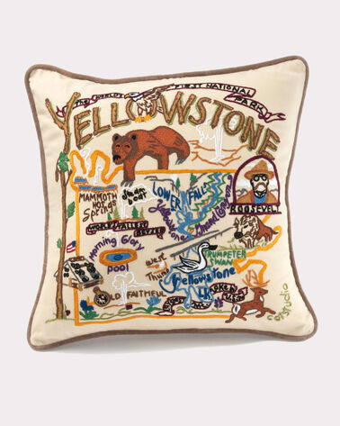 YELLOWSTONE PILLOW, MULTI, large