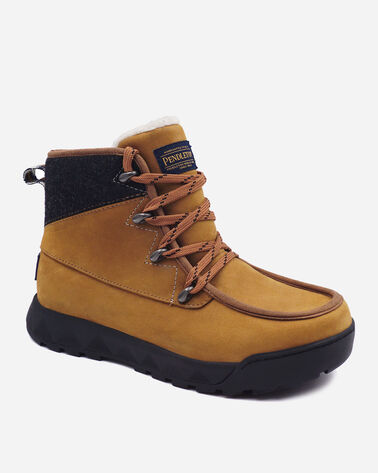 ALTERNATE VIEW OF WOMEN'S TORNGAT TRAIL LACE-UP BOOTS IN CATHAY SPICE