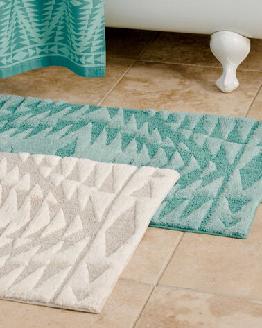 PECOS SCULPTED BATH MAT