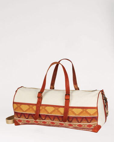 CEDAR MOUNTAIN VOYAGER BAG, IVORY MULTI, large