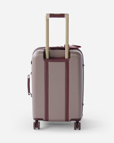 """ADDITIONAL VIEW OF 20"""" SPIDER ROCK HARDSIDE SPINNER LUGGAGE IN BURGUNDY"""