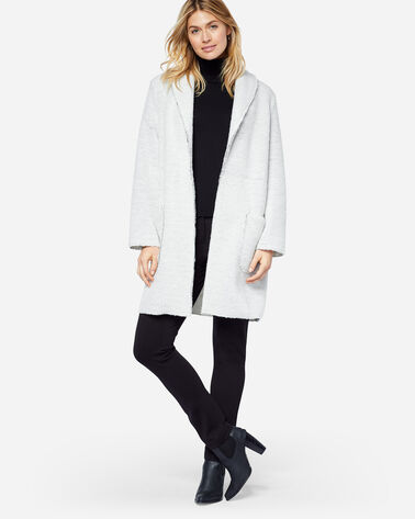 SAVANNAH COAT, ICE, large