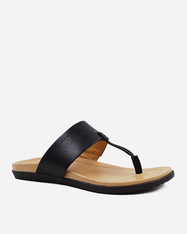 ALTERNATE VIEW OF WOMEN'S MADEIRA BEACH SANDALS IN BLACK