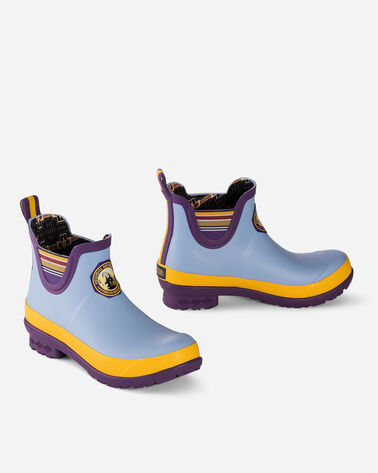 NATIONAL PARK CHELSEA RAIN BOOTS IN YOSEMITE ICY BLUE