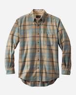 BUTTON-DOWN FIRESIDE SHIRT, DOUGLAS WEATHERED, large