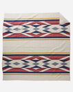 ADDITIONAL VIEW OF FIRE LEGEND PIECED QUILT SET IN IVORY MULTI