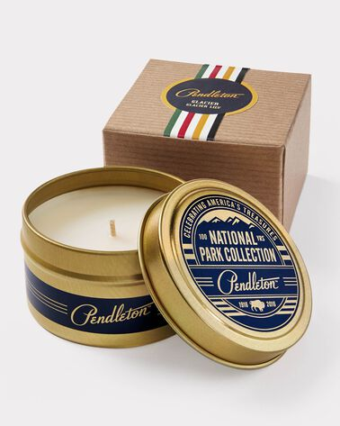 NATIONAL PARK SCENTED TRAVEL CANDLE