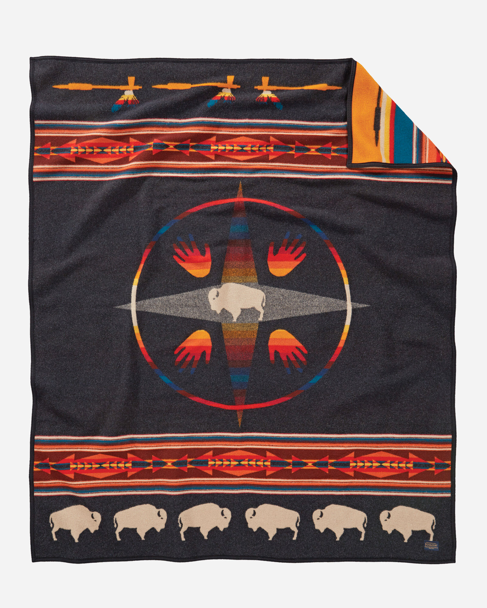 Big Medicine Blanket Pendleton